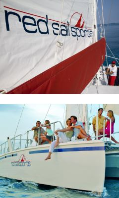 Private catamaran charters